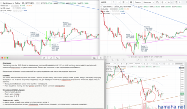 SAN/USD margin trade