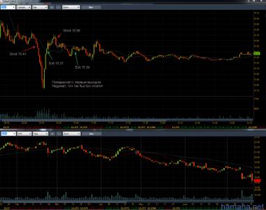 Торговля за 19,07,2012